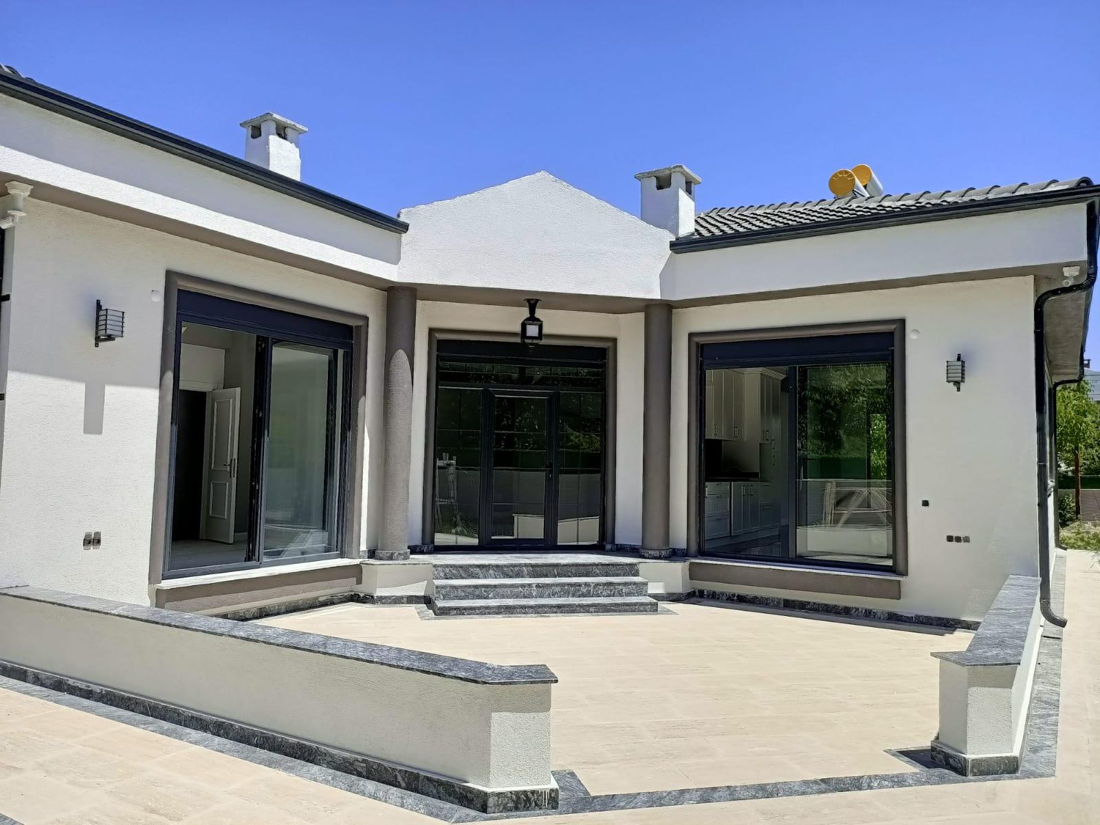 Tamamlanan Villa Projemiz